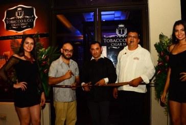 Tobacco Cigar Shop abre su tienda en SPS