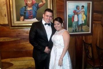 Linda boda de Laurita y Erik