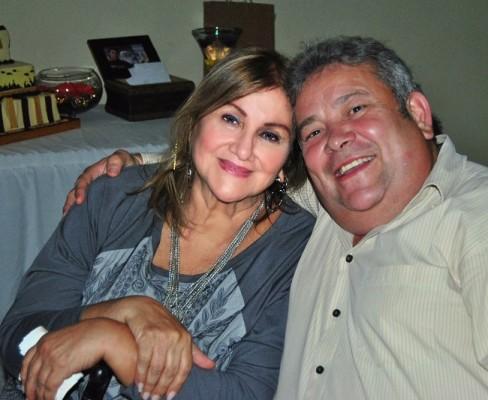 Farah Robles y Oscar Villegas.
