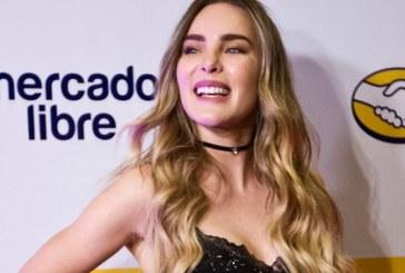 La cantante Belinda prepara su debut como diseñadora de modas