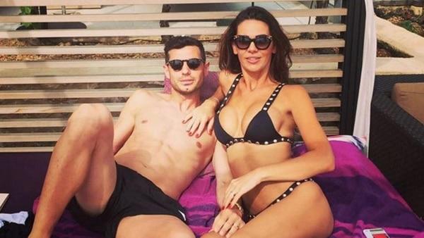 Futbolista le pidió el divorcio a su mujer por contar intimidades en un programa de TV