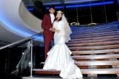 """La boda de John y Keren: personalidad y color en un """"Sí, quiero"""""""