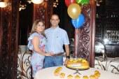 ¡Así fue la fiesta de cumpleaños de Nidal Faraj!