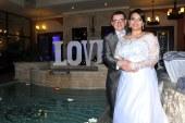La boda de Rony y Claudia: El mejor encuentro que les regaló la vida