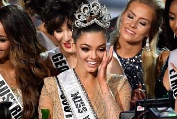 Sudáfrica se alza con la corona de Miss Universo 2017