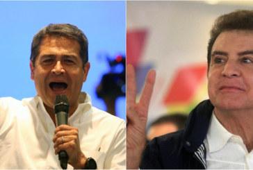 Incertidumbre después de que Hernández y Nasralla se declararan ganadores sin la validación del TSE