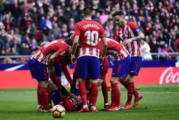 Atlético de Madrid tropieza con un empate 1-1 en casa ante el Girona