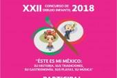 """Concurso infantil de dibujo """"Este es mi México"""""""