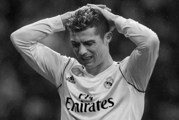 Cristiano Ronaldo atraviesa su etapa más difícil en el Real Madrid