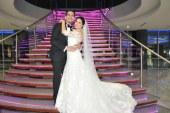 La boda de Tina y Ángel…un amor único con sabor a eternidad