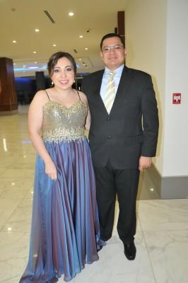 Dayana Santos y Erick Spears