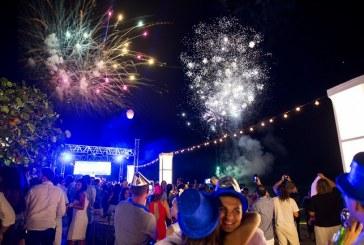 ¡Bienvenida al 2018 en Paradise Beach Club!