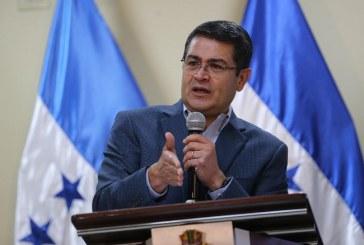 Hernández agradece a los países del mundo que lo han reconocido como ganador de las elecciones