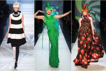 La colección de Alta Costura Primavera Verano 2018 de Jean-Paul Gaultier