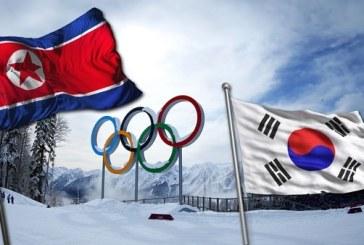 Proponen unificar en un solo equipo las dos Coreas para los Juegos Olímpicos de Invierno