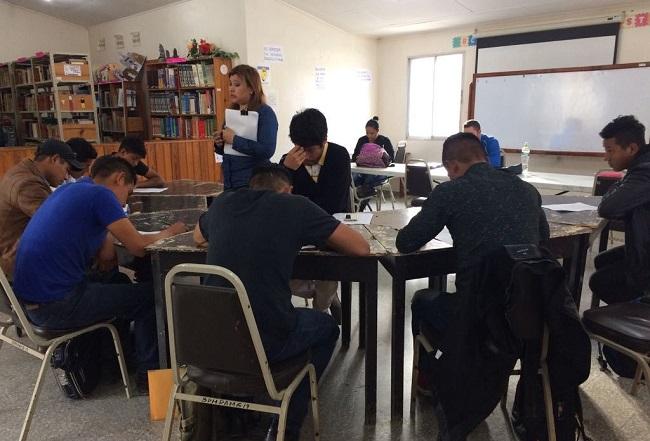 200 aspirantes a agentes penitenciarios pasan primeros filtros de la etapa evaluadora