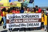 La Casa Blanca propone legalizar a 1.8 millones de 'dreamers'
