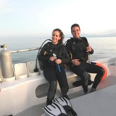 Isabella y Guillermo Bogran