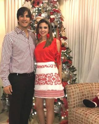 José y Mónica Borrell