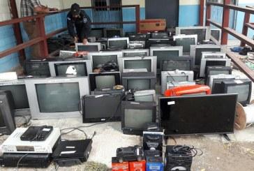 Traslados y decomisos en centro penal de Comayagua