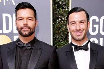 Un secreto a voces… ¡Se casó Ricky Martin!
