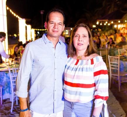 Telma y Ricardo Palacios