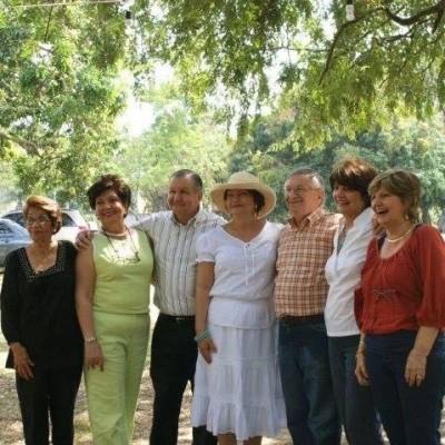 Los Yacaman en familia