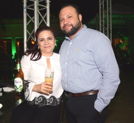 Ana Paz y Jonathan Martínez