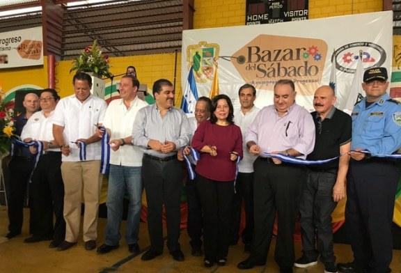 El Bazar del Sábado impulsará a los emprendedores de El Progreso