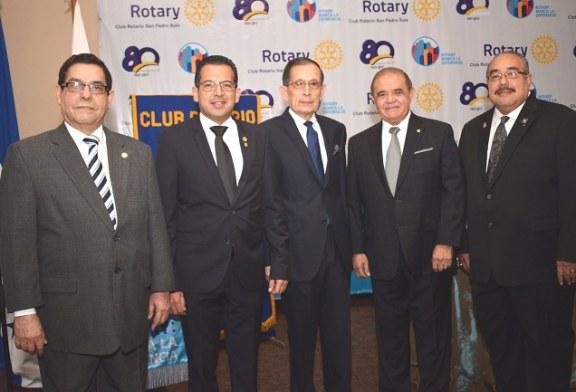 Rotary Club celebra 80 aniversario de fundación
