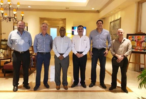 CCIC reitera apoyo a la Maccih a encargado de negocios de EEUU en Honduras