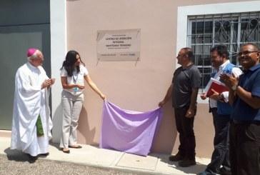 Inauguran Centro de Atención Integral Santísima Trinidad en Chamelecó