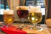 Increibles medidas toma Bélgica para que los turistas dejen de robarse los vasos cerveceros