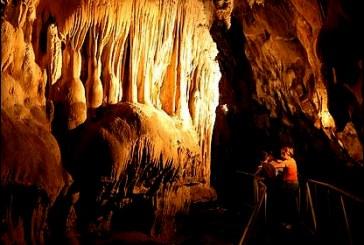 Las Cuevas de Talgua en, Catacamas, Olancho