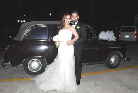 La boda de Vanessa y José…una combinación perfecta de elegancia y tradición