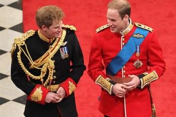 Príncipe William renuncia al football para poder asistir a la boda de Harry y Meghan