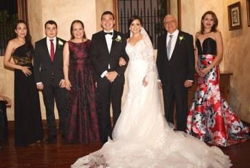 La boda de Melvin y Marcela…un enlace con encanto rústico y colonial