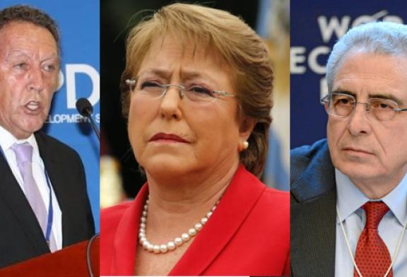 Cerezo, Bachelet o Zedillo, uno de ellos podría ser el mediador en el diálogo Nacional