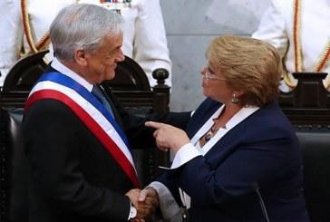 El conservador Sebastián Piñera es investido presidente de Chile