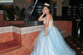 Los XV años de Valeria Isabel Luna