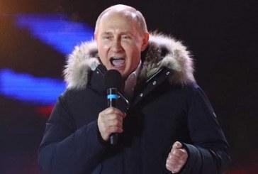 Líder ruso Vladimir Putin logra cuarto mandato con más del 75% de votos