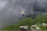 Dice el presidente Hernández, el canopy de El Chiflador será uno de los más importantes de Centroamérica