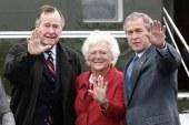Muere Barbara Bush, ex primera dama estadounidense a los 92 años