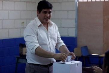 El candidato oficialista Carlos Alvarado gana elecciones presidenciales en Costa Rica