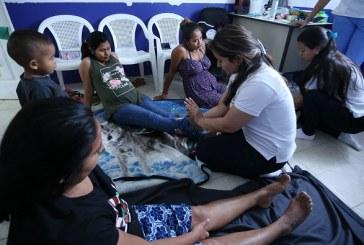 Para prevenir embarazos en adolescentes, brindan jornada informativa sobre salud sexual y reproductiva