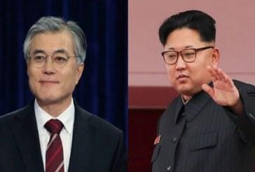 El teléfono rojo está abierto entre líderes de las 2 Coreas