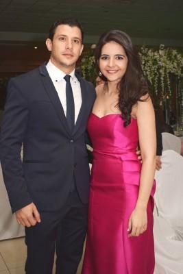 Daniel Pitxicali y Alexandra Segebre
