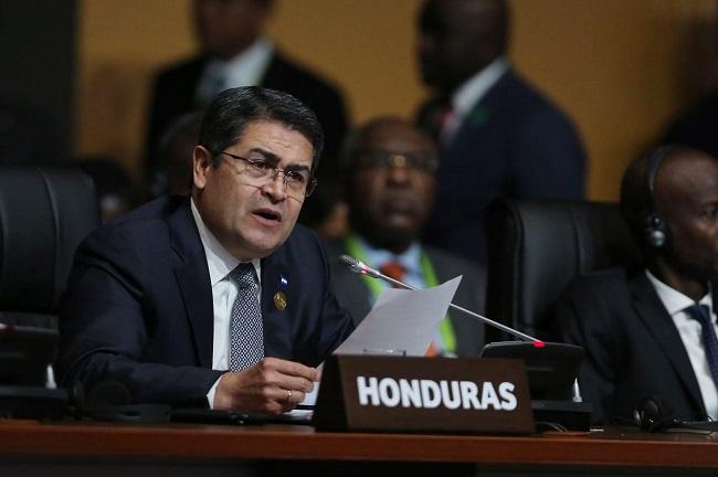 Hernández en VIII Cumbre de las Américas: El continente debe estar alerta y no permitir que el crimen debilite la institucionalidad