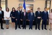 Juramentados nuevos funcionarios del Gobierno de Hernández