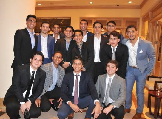 Los Lima Boy de la EIS, son los chicos que pasaron la la Escuela Internacional de La Lima a SPS en el 9no grado